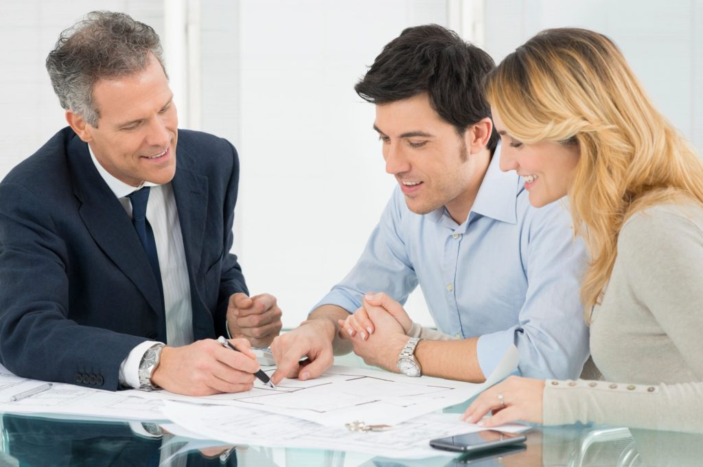 Property Management Couple Interview